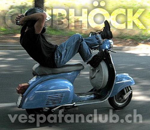 VespaFanClub - Höck