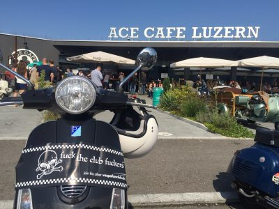 Ace Cafe Vespa & Lambretta Meeting - 2019 @ Ace Cafe Luzern | Rothenburg | Luzern | Schweiz