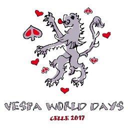 Vespa World Days Celle (DE) @ CD-Kaserne, Celle, Deutschland   Celle   Niedersachsen   Deutschland