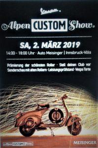 Alpen Custom Show (A) - 2019 @ Auto Meisinger, Insbruck-Völs | Völs | Tirol | Österreich