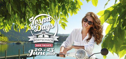 Vespa Days Pörtschach am Wörthersee - 2019 @ Kärnten | Österreich