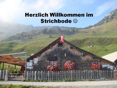 I. August Vespa Bergfeuer @ Strichboden  | Amden | Sankt Gallen | Schweiz