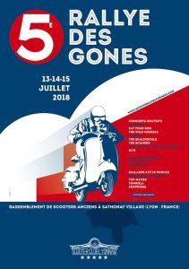 Rally des Gones V (F) @ Rathaus von Sathonay-Village | Sathonay-Village | Auvergne-Rhône-Alpes | Frankreich