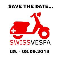 SwissVespa 2019 • Hart an der Grenze