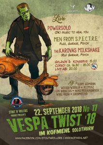 Vespa Twist 2018 @ Kofmehl, Solothurn | Solothurn | Solothurn | Schweiz
