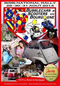 Bubblecars & Scooter en Bourgogne @ Chez Jean-Do | Le Breuil | Burgund | Frankreich