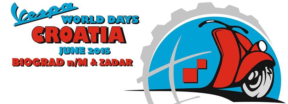 Banner World Vespa Days Croatia