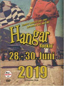 Hangar Rockin' No 18 - 2019 @ Flugplatz St. Stephan | Sankt Stephan | Bern | Schweiz