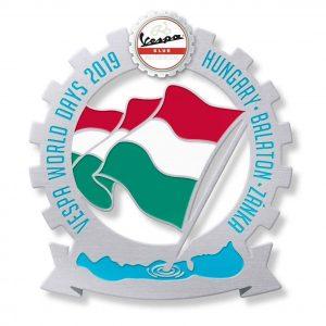 Vespa World Days Ungarn @ Zánka | Vereinigtes Königreich