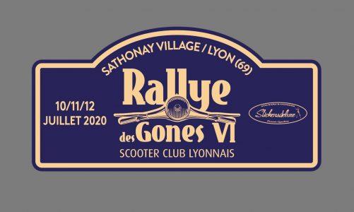Rally des Gones VI 2020 (F) @ Rathaus von Sathonay-Village | Sathonay-Village | Auvergne-Rhône-Alpes | Frankreich